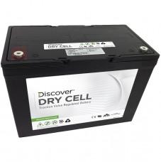 Тяговый аккумулятор DISCOVER EV512A-100 100Ah