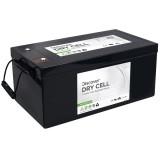 Тяговый аккумулятор DISCOVER EV512A-260 260Ah