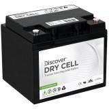Тяговый аккумулятор DISCOVER EV512A-45 50Ah