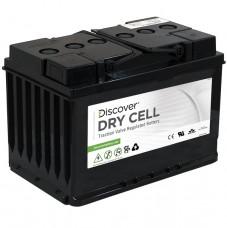 Тяговый аккумулятор DISCOVER EV512A-70 68Ah