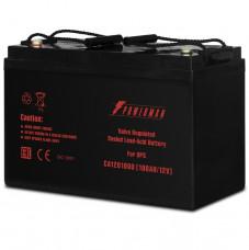 Стационарный аккумулятор POWERMAN CA121000/UPS 100Ah