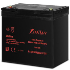 Стационарный аккумулятор POWERMAN CA12500/UPS 50Ah