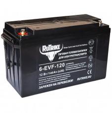 Тяговый аккумулятор RuTrike 6-EVF-120 140Ah