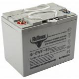 Тяговый аккумулятор RuTrike 6-EVF-80 100Ah